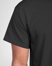 Teacher - Cray on Classic T-Shirt garment-tshirt-unisex-detail-front-sleeve-01