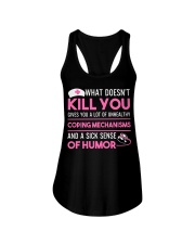 Nurse - What Doesnt Ladies Flowy Tank thumbnail