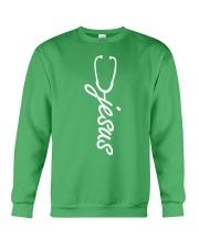 Nurse - Jesus Crewneck Sweatshirt thumbnail