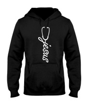 Nurse - Jesus Hooded Sweatshirt thumbnail