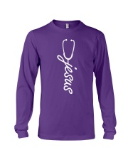 Nurse - Jesus Long Sleeve Tee thumbnail