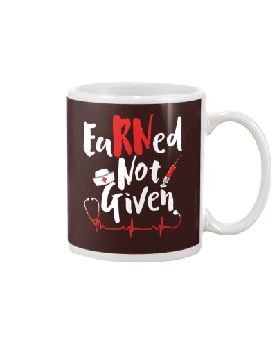 Nurse - RN Earned Not Given