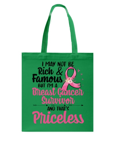 Breast Cancer - I may not be Rich and Famous