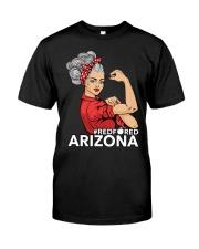 Arizona Strong Teacher - RedforED Premium Fit Mens Tee thumbnail