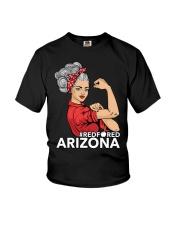 Arizona Strong Teacher - RedforED Youth T-Shirt thumbnail