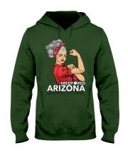 Arizona Strong Teacher - RedforED Hooded Sweatshirt thumbnail