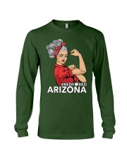Arizona Strong Teacher - RedforED Long Sleeve Tee thumbnail