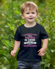 StepFather - Partner in Crime Youth T-Shirt lifestyle-youth-tshirt-front-3