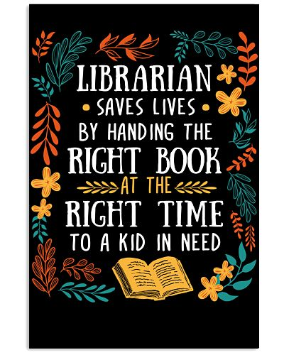 Librarian -  Right Book