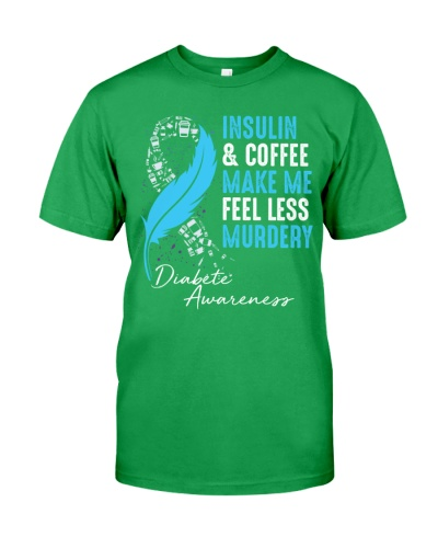 Diabetes Awareness - Insulin And Coffee