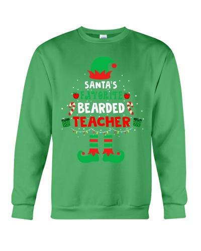 Bearded Teacher - Santa's Favorite