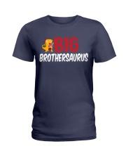 Big Brothersaurus Ladies T-Shirt thumbnail