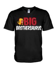Big Brothersaurus V-Neck T-Shirt thumbnail