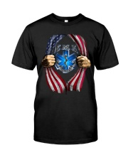 Proud to be EMS Classic T-Shirt front