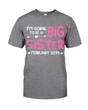 Big Sister - February 2019 Classic T-Shirt thumbnail