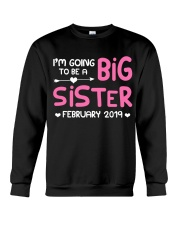 Big Sister - February 2019 Crewneck Sweatshirt thumbnail