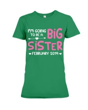 Big Sister - February 2019 Premium Fit Ladies Tee thumbnail