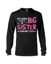 Big Sister - February 2019 Long Sleeve Tee thumbnail