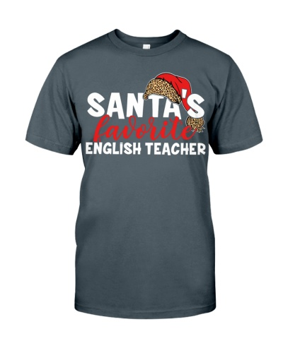 English Teacher - Santa's Favorite