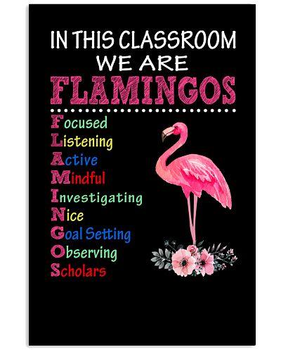 Teacher - We are Flamingos