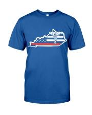 Nurse - Kentucky Flag Shirt Classic T-Shirt front