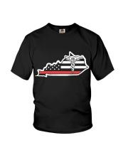 Nurse - Kentucky Flag Shirt Youth T-Shirt thumbnail