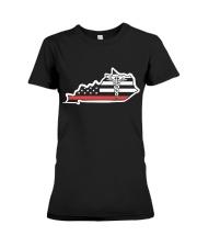Nurse - Kentucky Flag Shirt Premium Fit Ladies Tee thumbnail