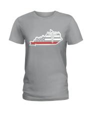 Nurse - Kentucky Flag Shirt Ladies T-Shirt thumbnail