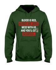 Nurse Sedated Hooded Sweatshirt thumbnail