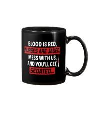 Nurse Sedated Mug thumbnail