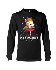 Special ED Teacher - Dancing to a different beat Long Sleeve Tee thumbnail