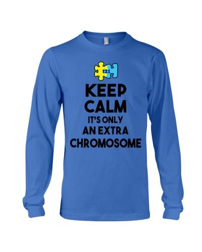 Down Syndrome - Keep Calm - Extra Chromosome