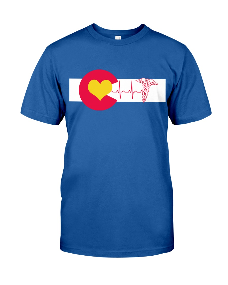 Colorado - National Nurse Week Classic T-Shirt