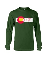 Colorado - National Nurse Week Long Sleeve Tee thumbnail