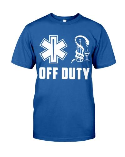 EMS - OFF DUTY