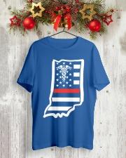 Indiana - Nurse Week Classic T-Shirt lifestyle-holiday-crewneck-front-2