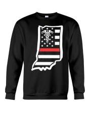 Indiana - Nurse Week Crewneck Sweatshirt thumbnail