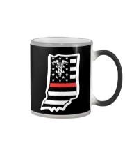Indiana - Nurse Week Color Changing Mug thumbnail
