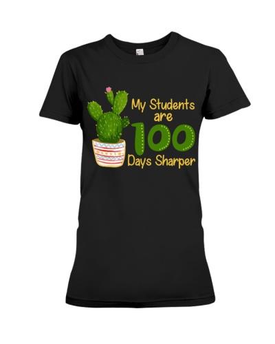 Teacher  - My students 100 days sharper