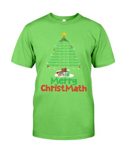 Math Teacher - Merry Christmath
