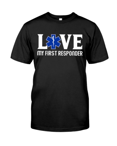 EMS - Love My First responder