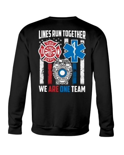EMS - Lines Run Together