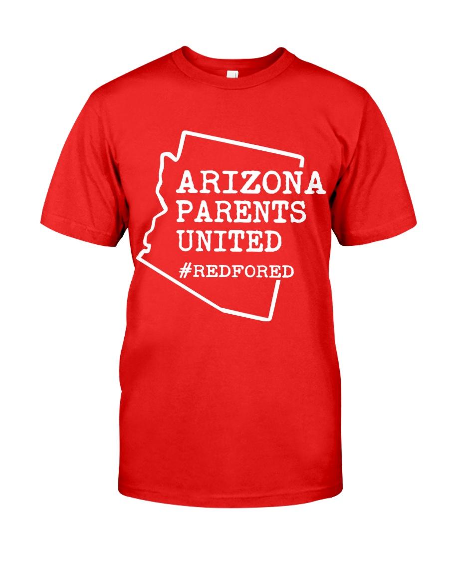 Teacher - Arizona Educators For ED Classic T-Shirt