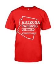 Teacher - Arizona Educators For ED Classic T-Shirt front