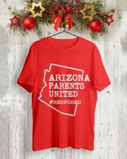 Teacher - Arizona Educators For ED Classic T-Shirt lifestyle-holiday-crewneck-front-2