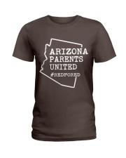 Teacher - Arizona Educators For ED Ladies T-Shirt thumbnail