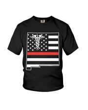 Nurse - New Mexico Flag Shirt Youth T-Shirt tile