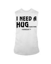 Nurse - I need a hug  Sleeveless Tee thumbnail