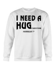 Nurse - I need a hug  Crewneck Sweatshirt thumbnail