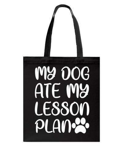 Teacher - My Dog Ate My Lesson Plan